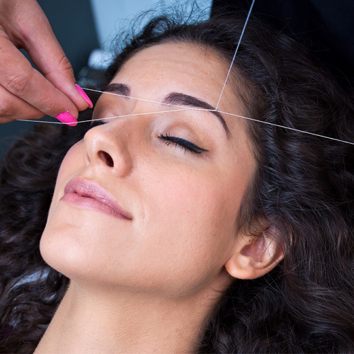Eyebrow Threading Aurora